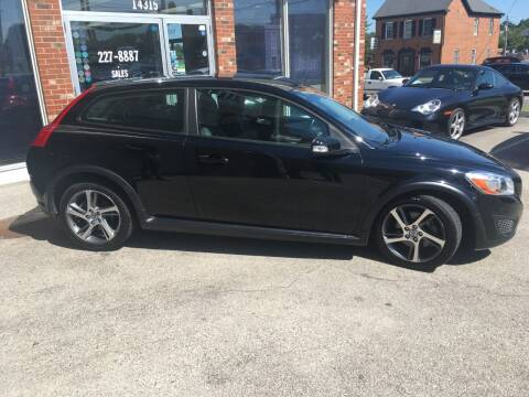 2013 Volvo C30 for sale at AUTOS OF EUROPE in Manchester MO