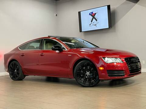2014 Audi A7 for sale at TX Auto Group in Houston TX