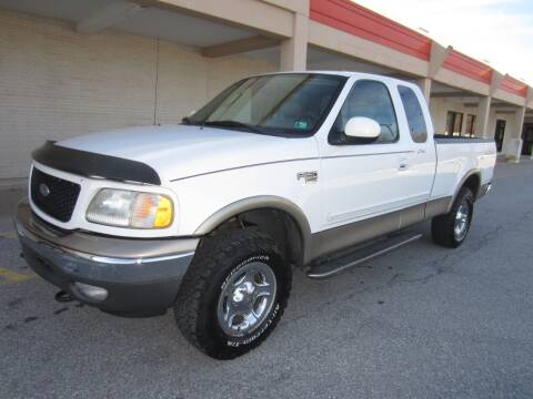 2003 Ford F-150 for sale at PRIME AUTOS OF HAGERSTOWN in Hagerstown MD