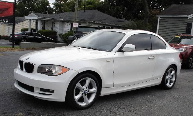 2011 BMW 1 Series for sale in Marietta, GA