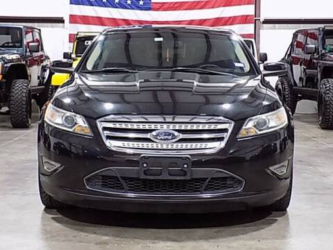 2010 Ford Taurus for sale at Texas Motor Sport in Houston TX