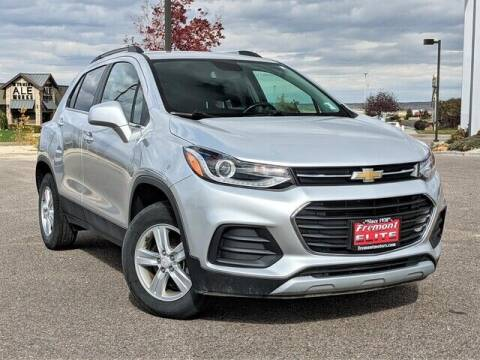 2019 Chevrolet Trax for sale at Rocky Mountain Commercial Trucks in Casper WY