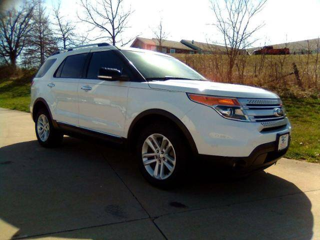2015 Ford Explorer for sale at MODERN AUTO CO in Washington MO