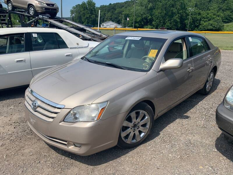 2007 Toyota Avalon for sale at Trocci's Auto Sales in West Pittsburg PA