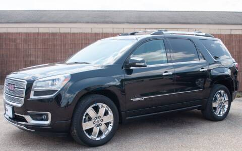 2014 GMC Acadia for sale at AutoMax of Memphis - Ralph Hawkins in Memphis TN