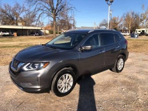 2020 Nissan Rogue for sale at Bryans Car Corner in Chickasha OK