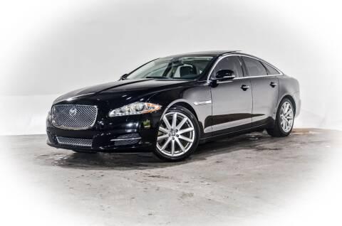 2011 Jaguar XJ for sale at CarXoom in Marietta GA