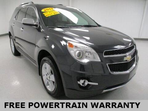 2013 Chevrolet Equinox for sale at Sports & Luxury Auto in Blue Springs MO