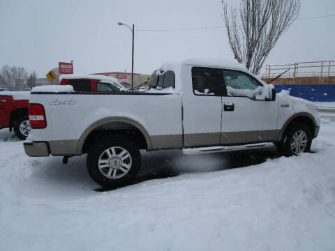 2004 Ford F-150 for sale at Power Edge Motorsports- Millers Economy Auto in Redmond OR
