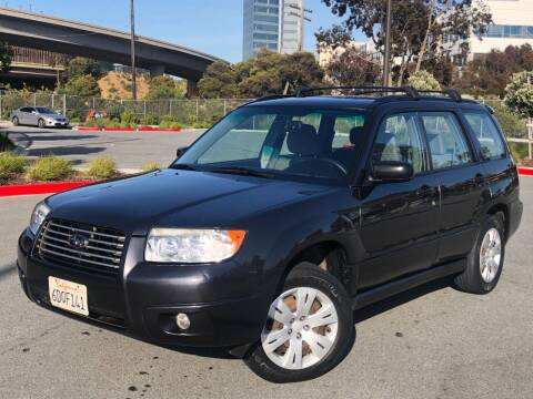 2008 Subaru Forester for sale at CITY MOTOR SALES in San Francisco CA