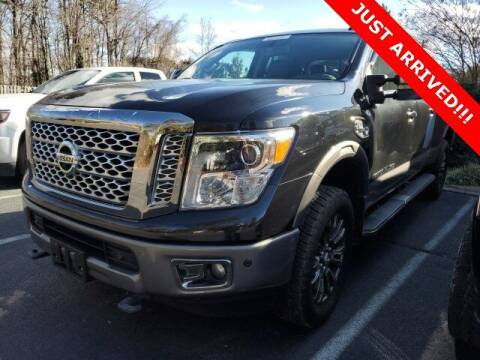 2017 Nissan Titan XD for sale at Impex Auto Sales in Greensboro NC