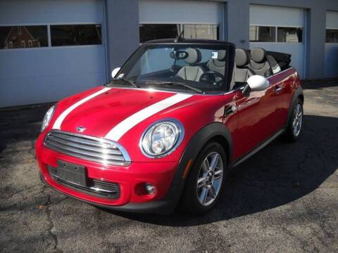 2013 MINI Convertible for sale at Best Wheels Imports in Johnston RI