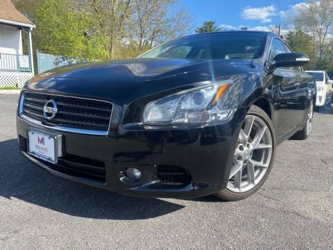 2011 Nissan Maxima for sale at Mega Motors in West Bridgewater MA