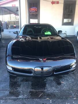 2000 Chevrolet Corvette for sale at D. C.  Autos in Huntsville AL