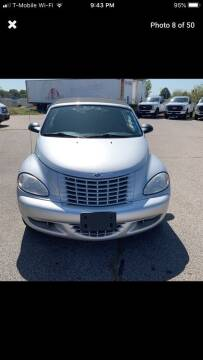 2005 Chrysler PT Cruiser for sale at Worldwide Auto Sales in Fall River MA