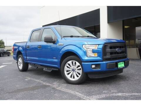 2016 Ford F-150 for sale at Douglass Automotive Group - Douglas Nissan in Waco TX
