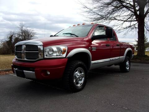 2007 Dodge Ram Pickup 2500 for sale at Unique Auto Brokers in Kingsport TN