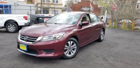 2014 Honda Accord for sale at Elis Motors in Irvington NJ