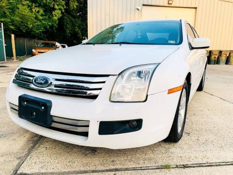 2007 Ford Fusion for sale at Auto Space LLC in Norfolk VA