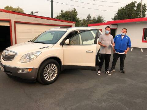 2011 Buick Enclave for sale at Redwood City Auto Sales in Redwood City CA
