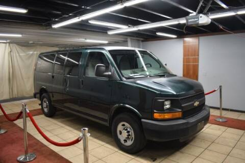 2011 Chevrolet Express Passenger for sale at Adams Auto Group Inc. in Charlotte NC