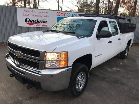2008 Chevrolet Silverado 2500HD for sale at Chuckran Auto Parts Inc in Bridgewater MA