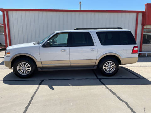 2012 Ford Expedition EL for sale at WESTERN MOTOR COMPANY in Hobbs NM