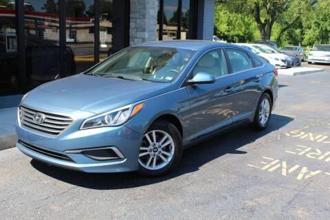 2016 Hyundai Sonata for sale at City to City Auto Sales - Raceway in Richmond VA