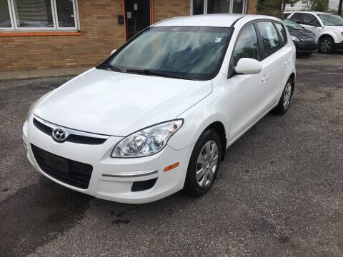 2010 Hyundai Elantra Touring for sale at Payless Auto Sales LLC in Cleveland OH