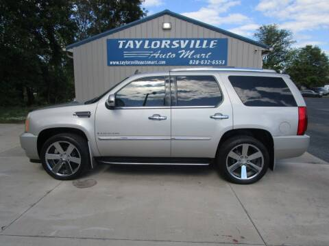 2009 Cadillac Escalade for sale at Taylorsville Auto Mart in Taylorsville NC