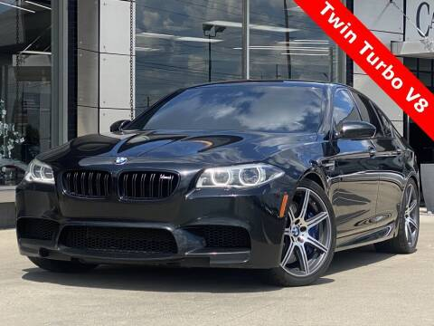2015 BMW M5 for sale at Carmel Motors in Indianapolis IN