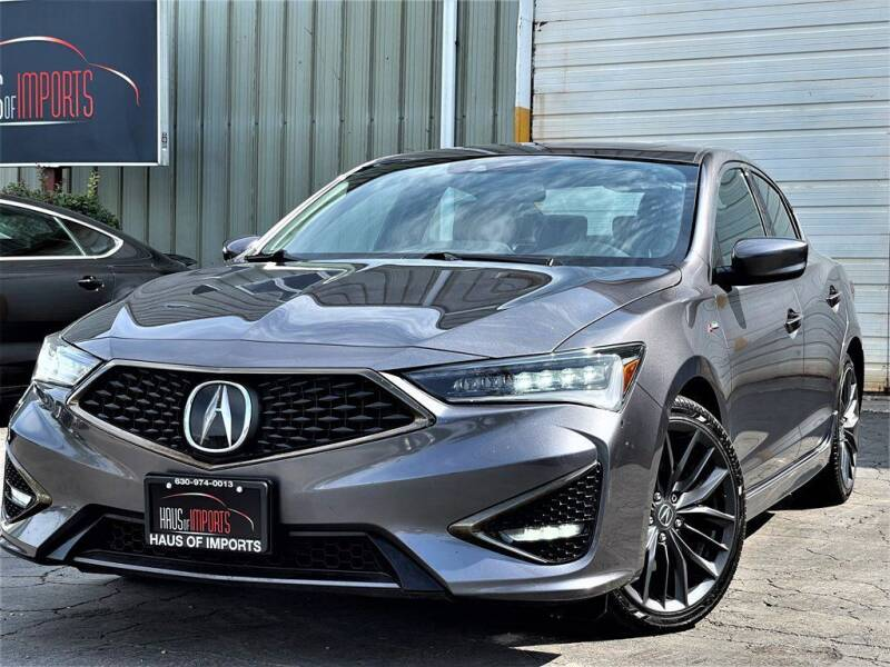 2019 Acura ILX for sale at Haus of Imports in Lemont IL