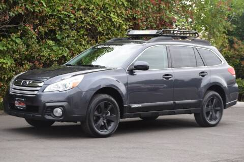 2013 Subaru Outback for sale at Beaverton Auto Wholesale LLC in Aloha OR