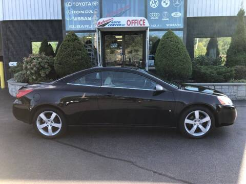 2007 Pontiac G6 for sale at Advance Auto Center in Rockland MA
