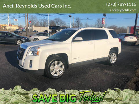 2014 GMC Terrain for sale at Ancil Reynolds Used Cars Inc. in Campbellsville KY