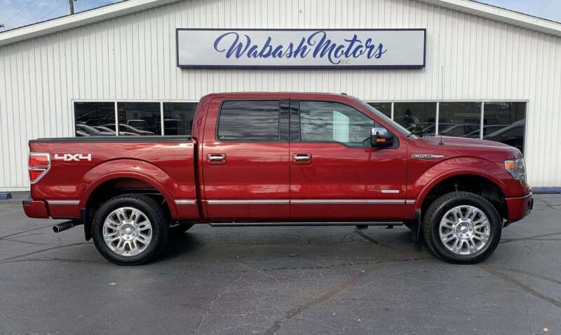 2013 Ford F-150 for sale at Wabash Motors in Terre Haute IN