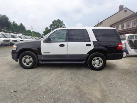 2007 Ford Expedition for sale at Upstate Auto Sales Inc. in Pittstown NY