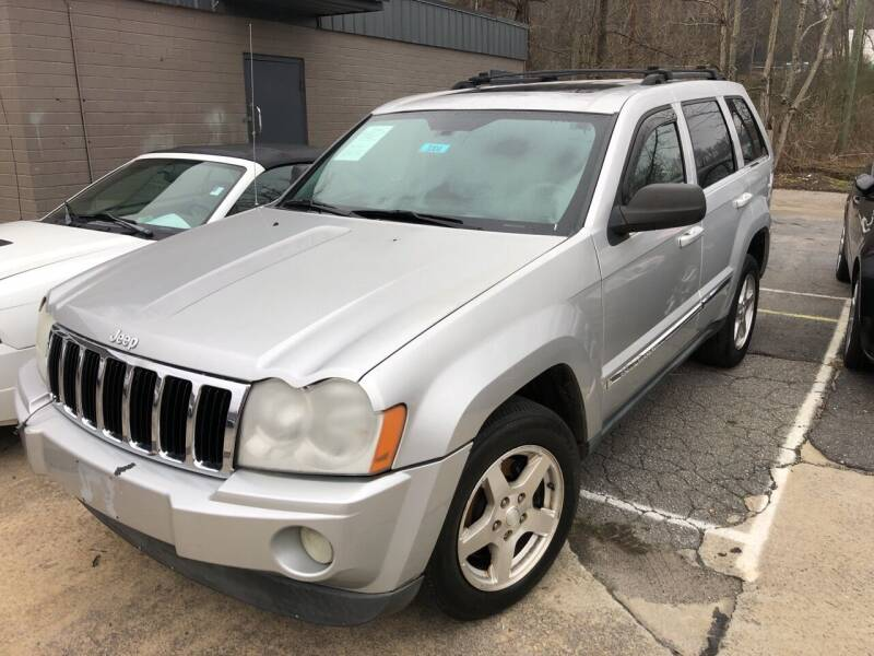 2007 Jeep Grand Cherokee for sale at Car Guys in Lenoir NC