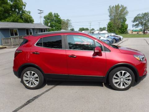 2018 Buick Encore for sale at Dave's Car Corner in Hartford City IN