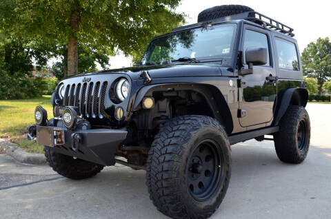 2010 Jeep Wrangler for sale at Wheel Deal Auto Sales LLC in Norfolk VA