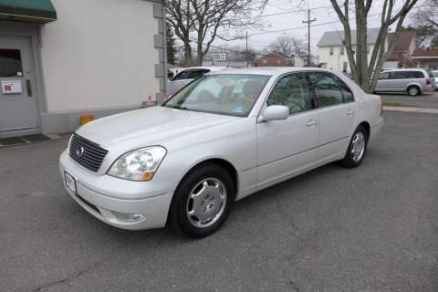 2002 Lexus LS 430 for sale at FBN Auto Sales & Service in Highland Park NJ
