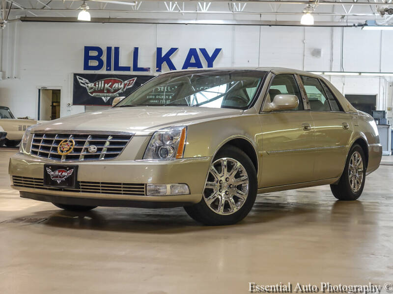 2008 Cadillac DTS for sale at Bill Kay Corvette's and Classic's in Downers Grove IL