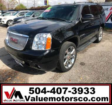 2008 GMC Yukon for sale at Value Motors Company in Marrero LA