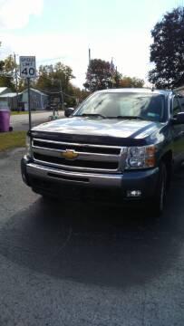 2011 Chevrolet Silverado 1500 for sale at Clinton Auto Service - Sales in Clinton NY