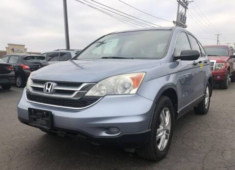 2011 Honda CR-V for sale at Instant Auto Sales in Chillicothe OH
