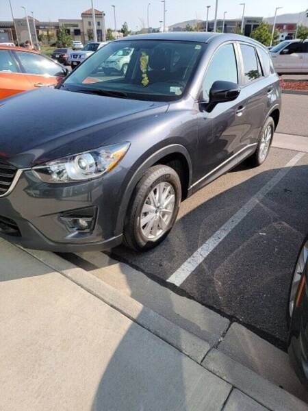 2016 Mazda CX-5 for sale at EMPIRE LAKEWOOD NISSAN in Lakewood CO