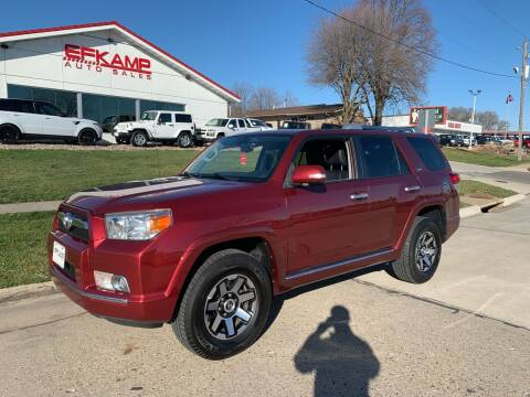2010 Toyota 4Runner for sale at Efkamp Auto Sales LLC in Des Moines IA