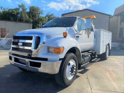 2009 Ford F-750 for sale at Scruggs Motor Company LLC in Palatka FL