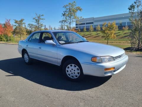 1996 Toyota Camry for sale at Lexton Cars in Sterling VA