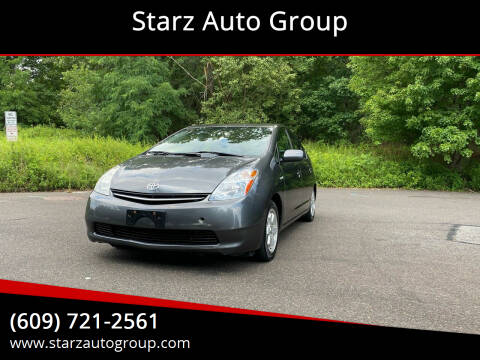 2007 Toyota Prius for sale at Starz Auto Group in Delran NJ
